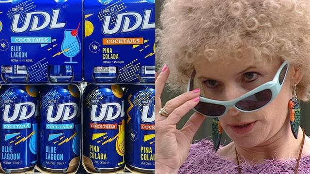 UDL cocktails are here and ready to take your lockdown picnic to the next level