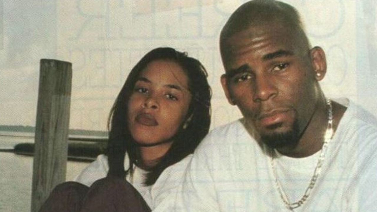 R. Kelly married Aaliyah when she was just 15 years old. He was 27.
