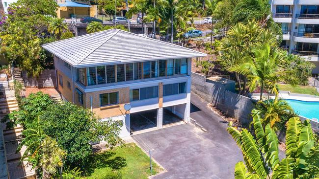 23 Hill Ave, Burleigh is set to go to auction on April 7.