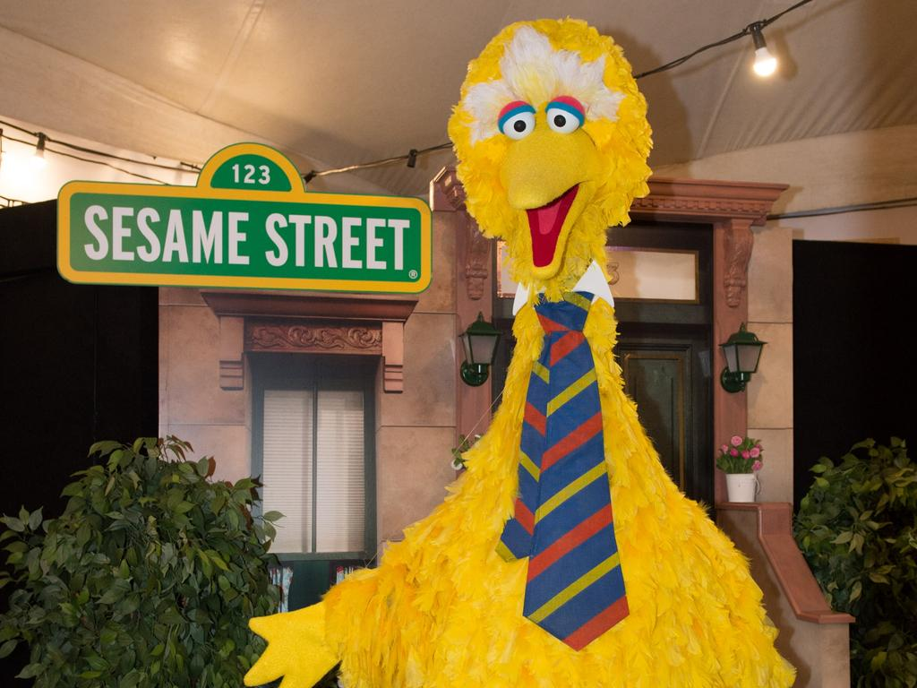 Police will continue investigating despite the costume being returned. Picture: Sesame Street Circus