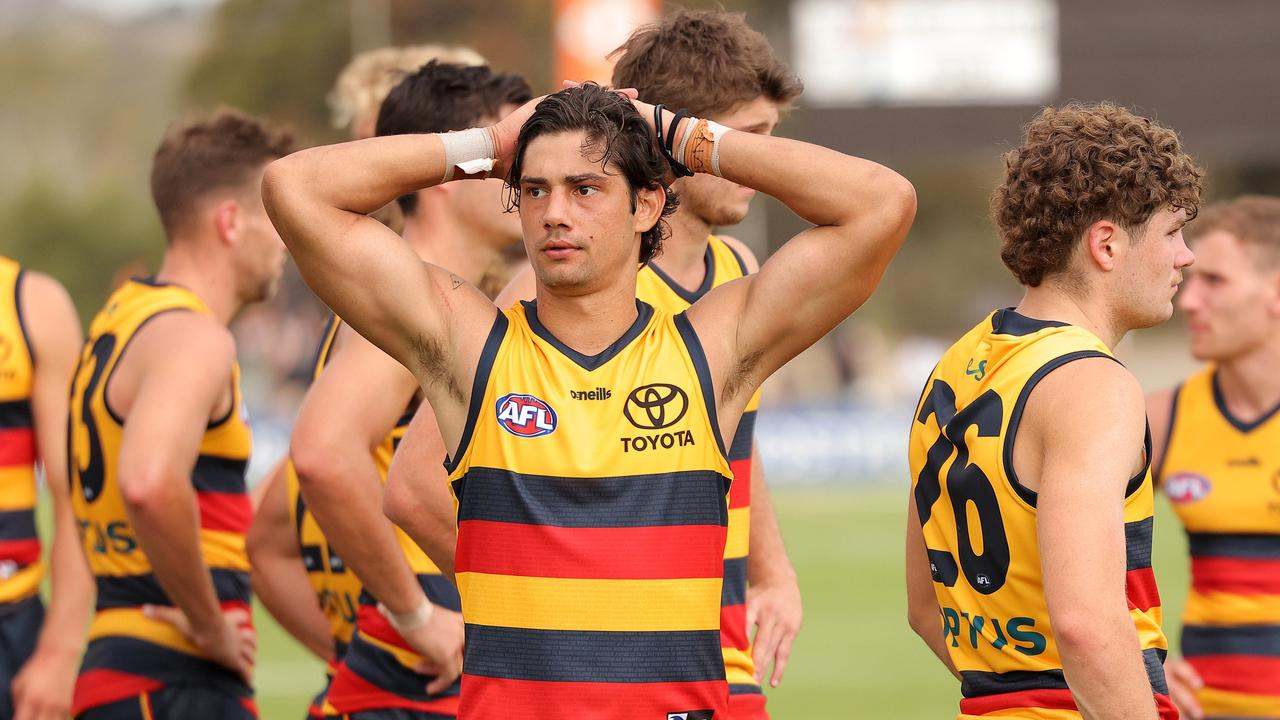 Adelaide has been criticised for its performance on Sunday.