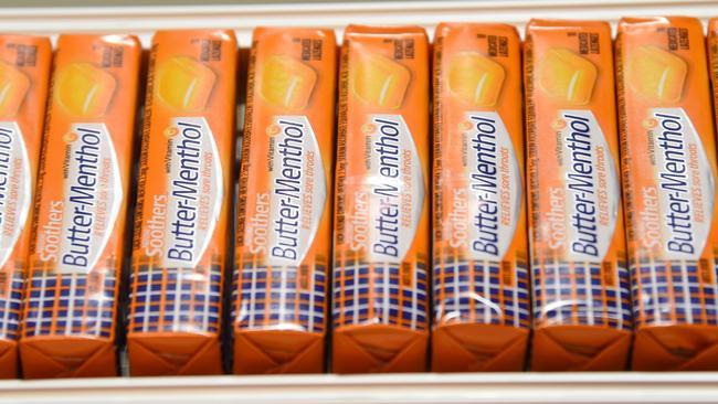 Blacktown Nestle Factory Tour Shows Production Of The Company S Famous Butter Menthol Lozenges Daily Telegraph