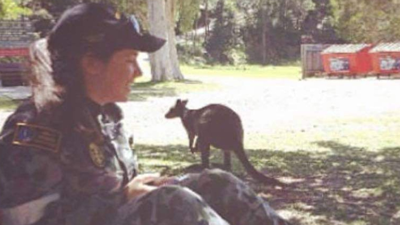 Defence says they will support Teri Bailey's family. Source: Supplied