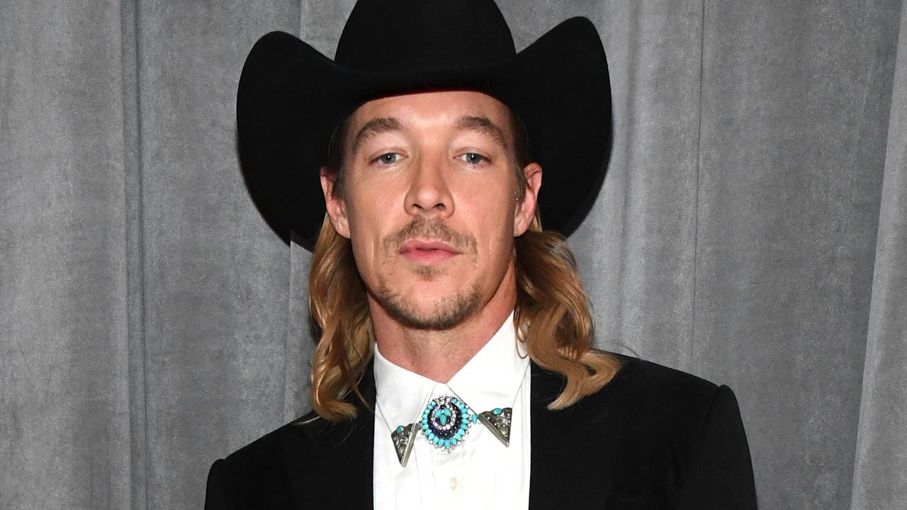 Diplo is being sued by his ex Shelly Auguste. Picture: Getty