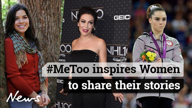 MeToo movement inspires women to share their stories