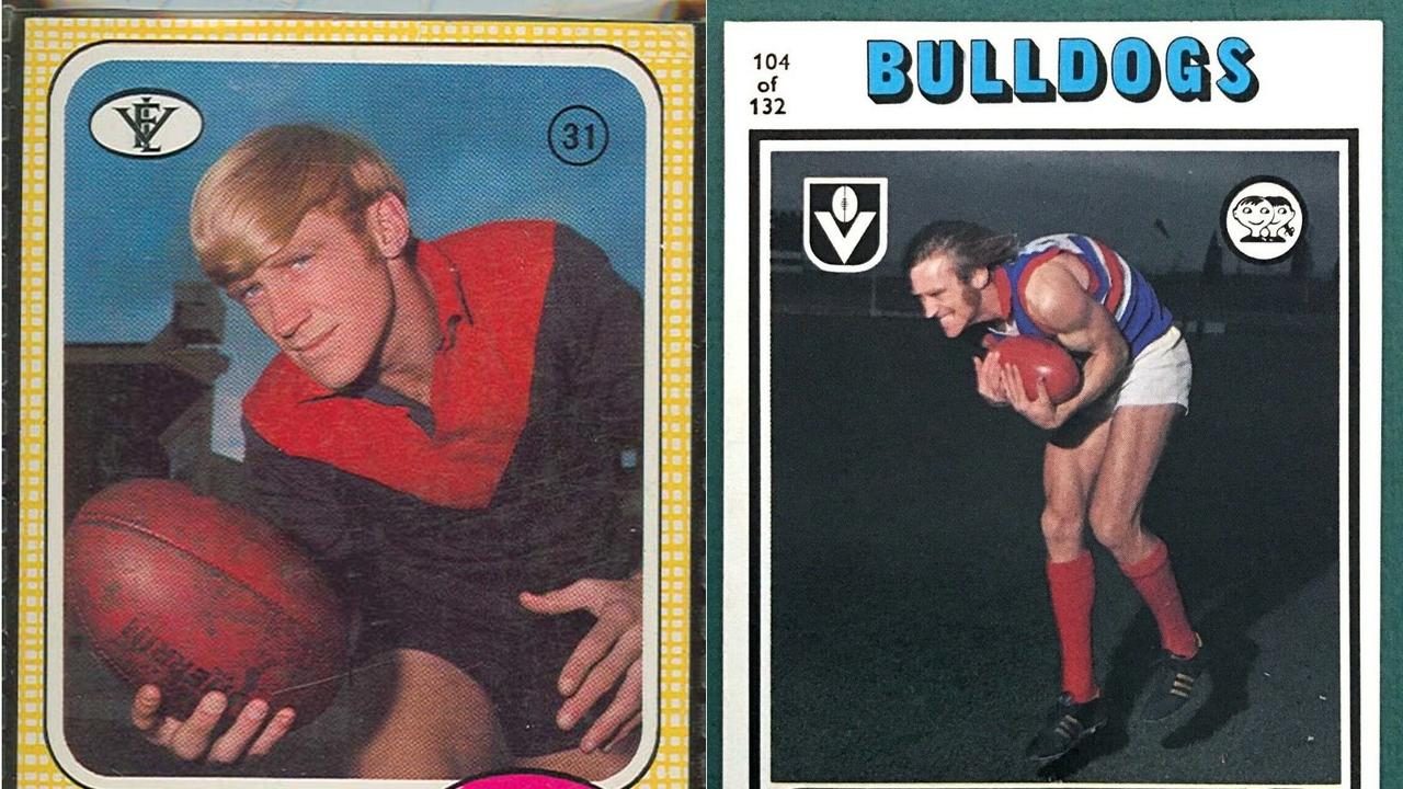 Former Dees and Dogs player Greg Parke dies just hours before his two teams play in 2021 AFL Grand Final
