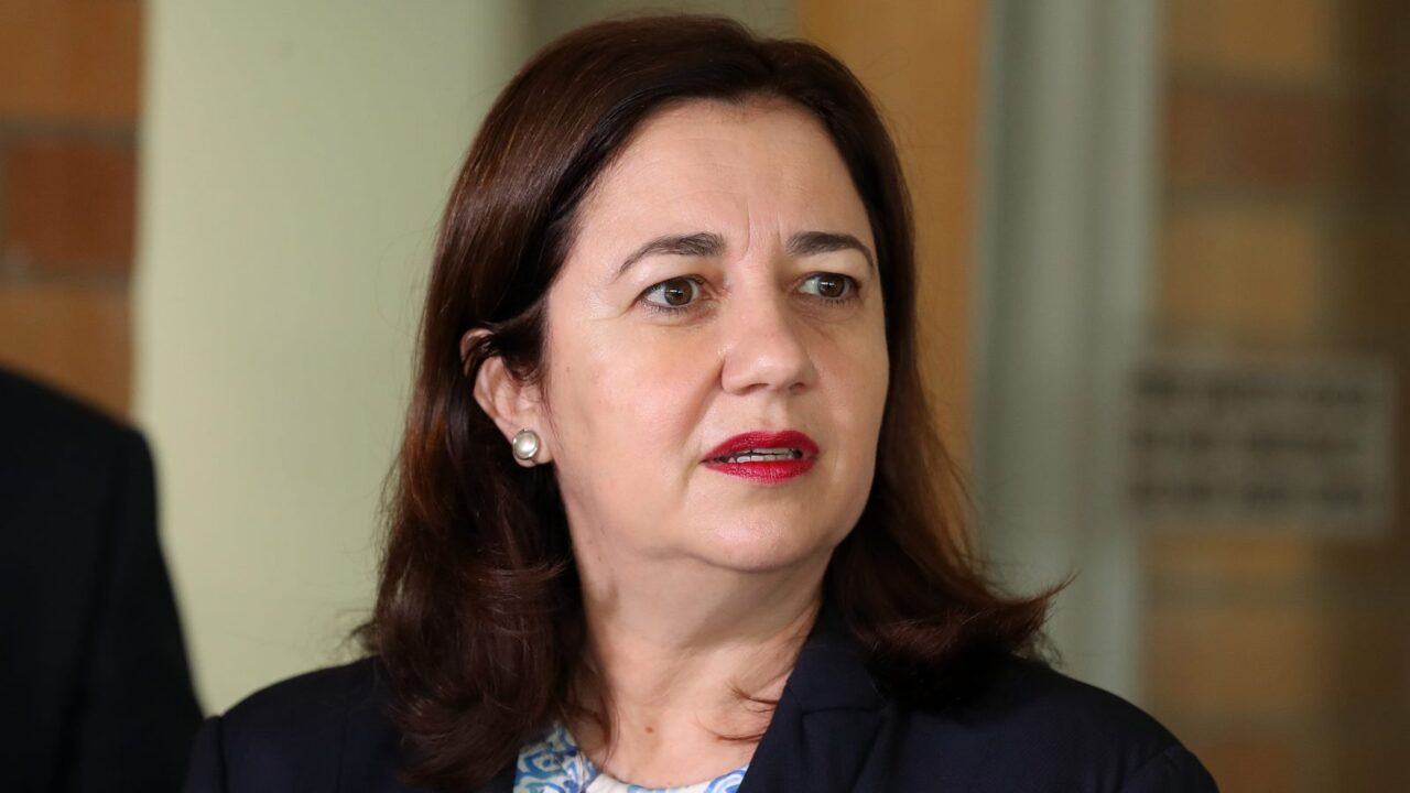 Investigation into Queensland Government dropped