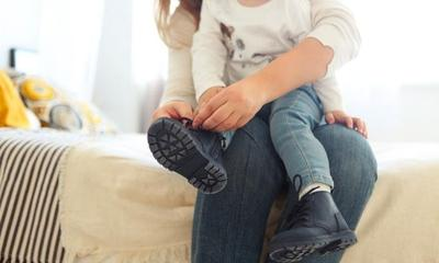 The worst shoe advice parents receive