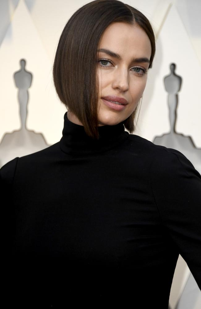 Irina Shayk is dating Kanye West. Picture: Frazer Harrison/Getty Images