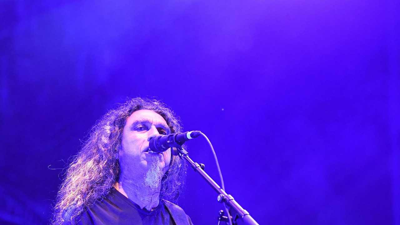 Slayer perform at Download Festival 2019 in Melbourne at Flemington Racecourse. Picture: Asagai Images