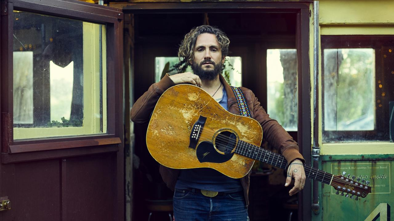 John Butler will perform at Gladstone Entertainment and Convention Centre on May 25 as part of his upcoming 16-show national tour. Picture: Supplied.