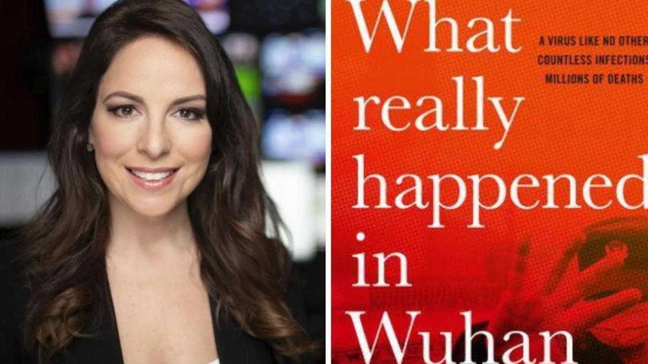 Sky News' Sharri Markson has written a book on the Covid pandemic, <i>What Really Happened in Wuhan.</i>