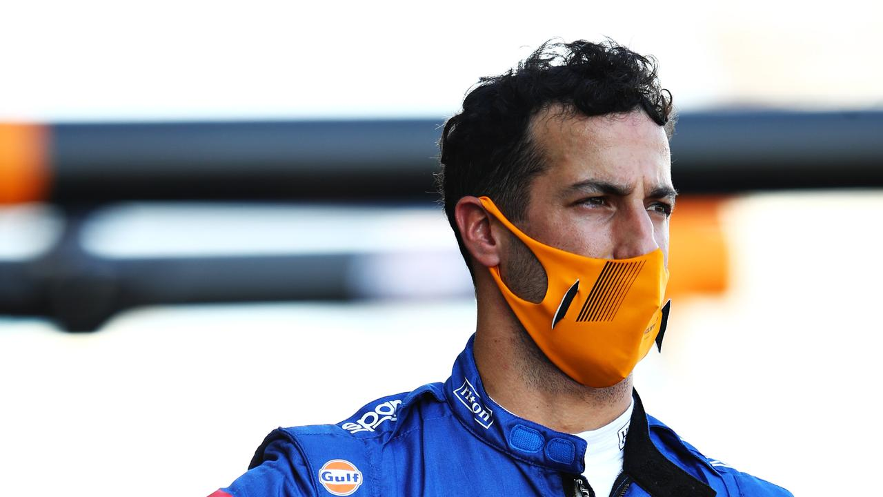 """Daniel Ricciardo believes the chaotic schedule is exactly what he needs to """"fast track"""" his progress at McLaren."""
