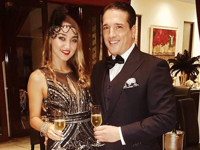Ivana Smit was partying with Luna and Alexander Johnson on the night before she died. Picture: Facebook