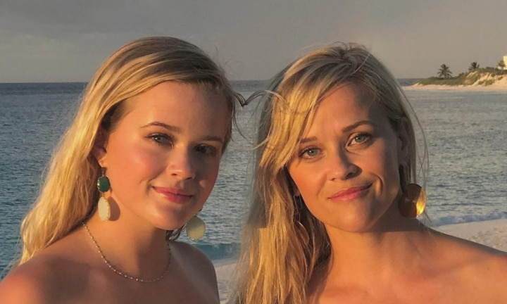 Ava Phillippe's tribute to Reese Witherspoon is mum-daughter goals