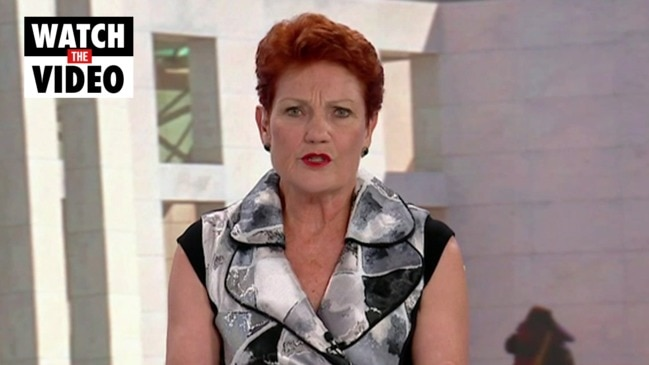 Pauline Hanson calls for Australian boycott of Chinese products