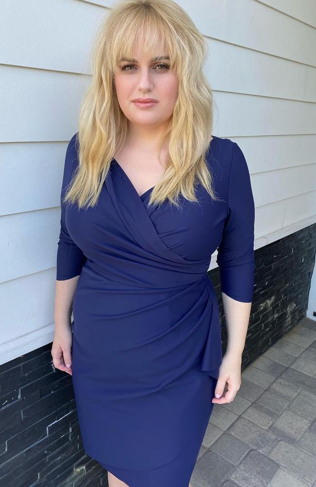 Stephanie Nuzzo tried Rebel Wilson's diet for a week and was impressed with the results. Picture: Instagram/Rebel Wilson