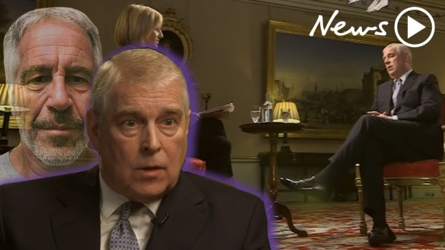 Three excruciating moments from Prince Andrew's interview