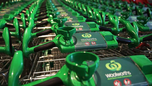 Woolworths is considering the decision. Picture: Brendon Thorne/Bloomberg