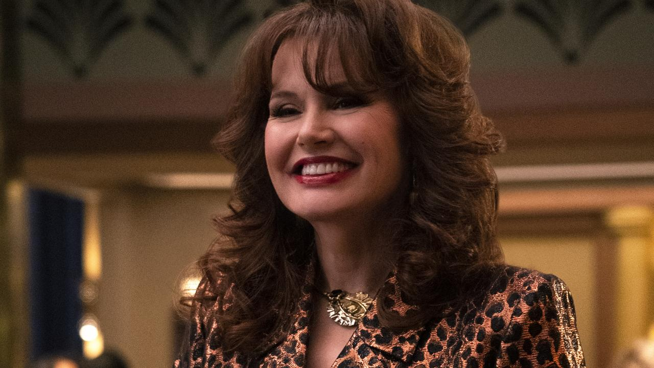 Geena Davis joins as a recurring character this season