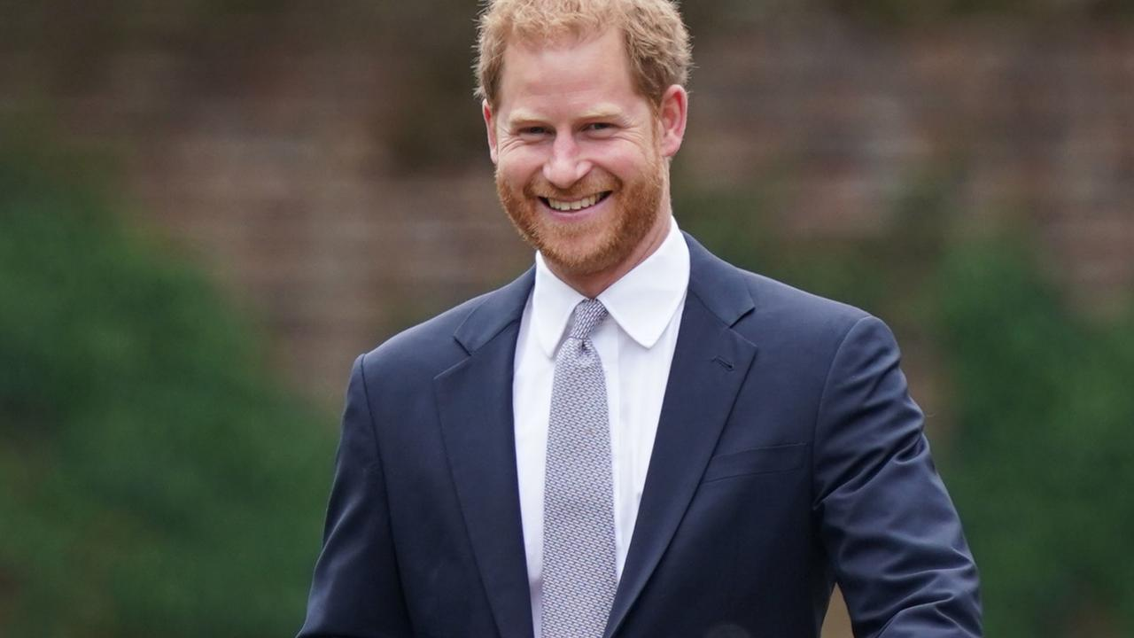 Prince Harry is publishing a memoir. Picture: Yui Mok/Getty Images