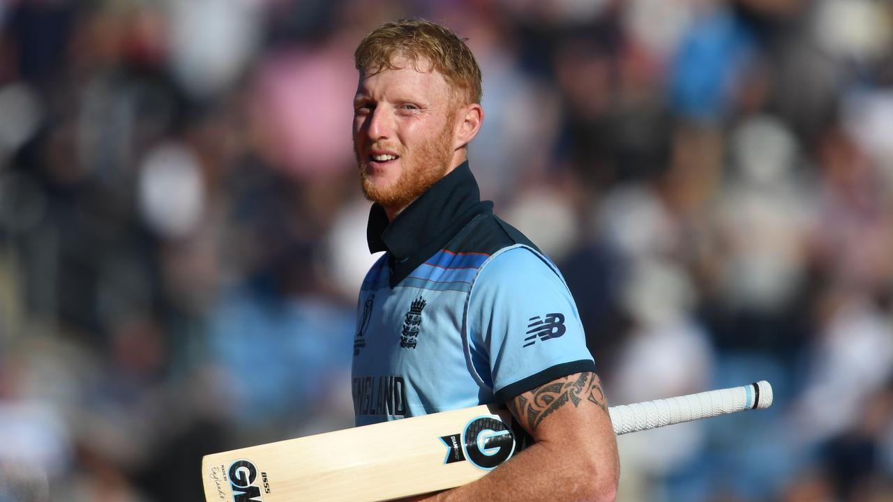 Ben Stokes will captain England after a COVID outbreak in the side. Photo: Getty Images
