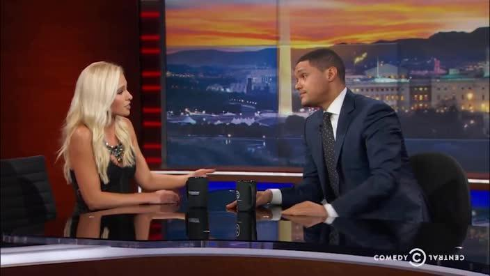 Tomi Lahren's controversial views on Black Lives Matter