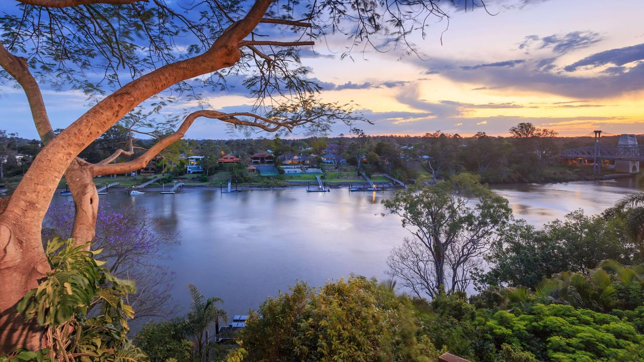 Some of Brisbane's flood-prone suburbs have outperformed the rest of the city.