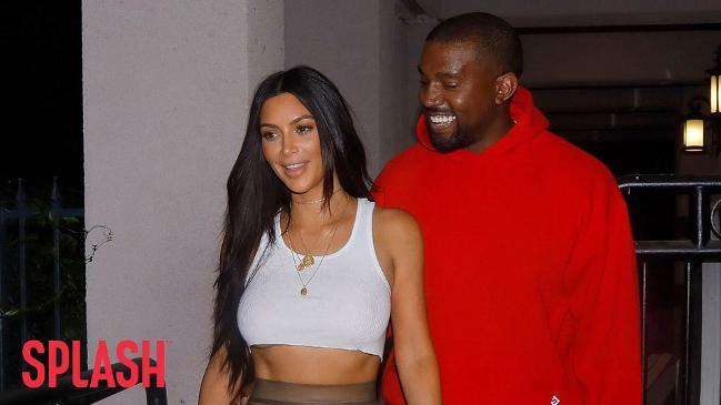 Kim Kardashian and Kanye West's surrogate is already 3 months along
