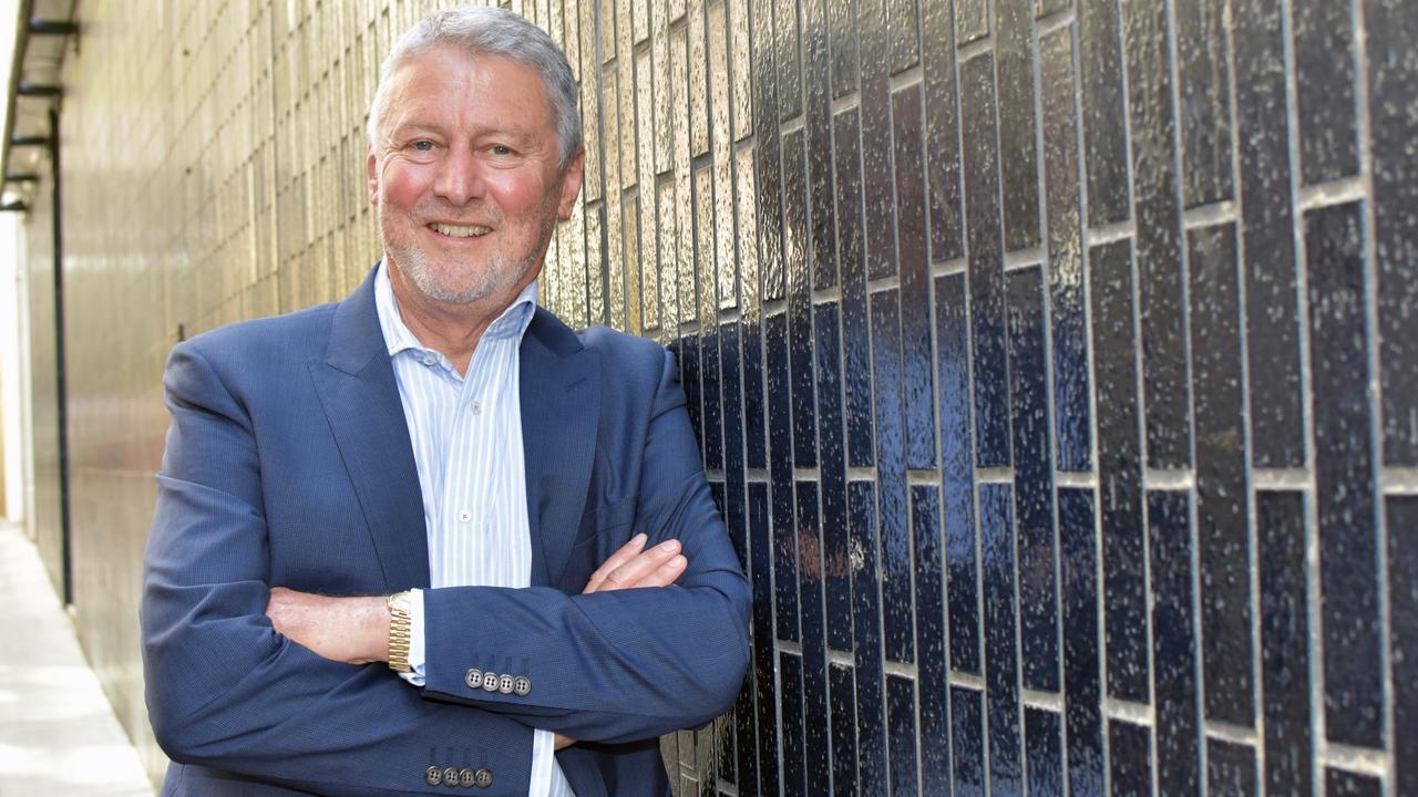 Steve Mickenbecker, group executive, financial services, at Canstar