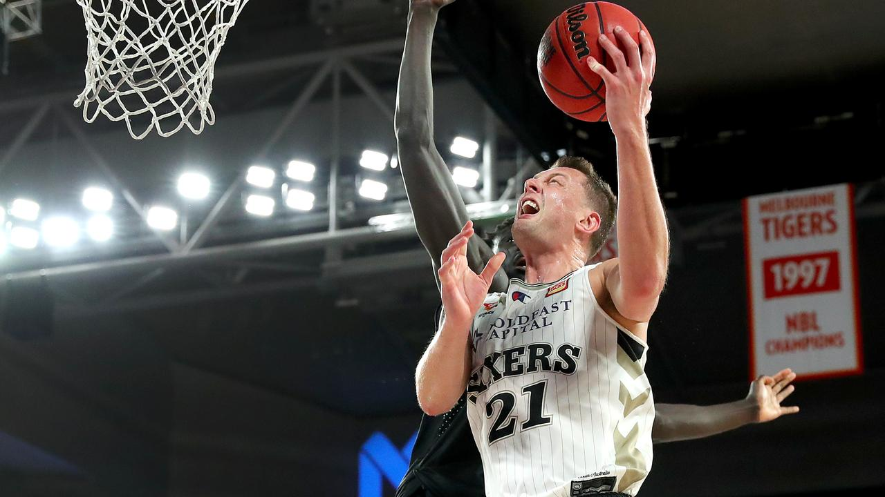 Adelaide star Daniel Johnson is one of the NBL's most gifted scorers. Picture: Getty Images