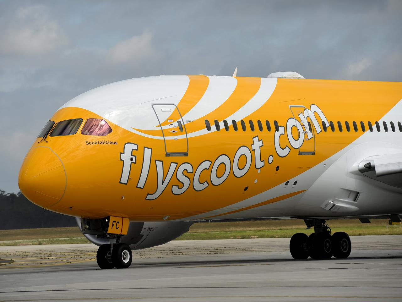 New Airline Scoot