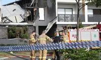 Two adults and a baby killed in Melbourne house fire
