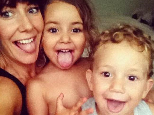 Sally Faulkner has been detained in Lebanon after attempting to retrieve her children — Lahela, 5, and Noah, 2 — from her ex-husband. Source: Facebook