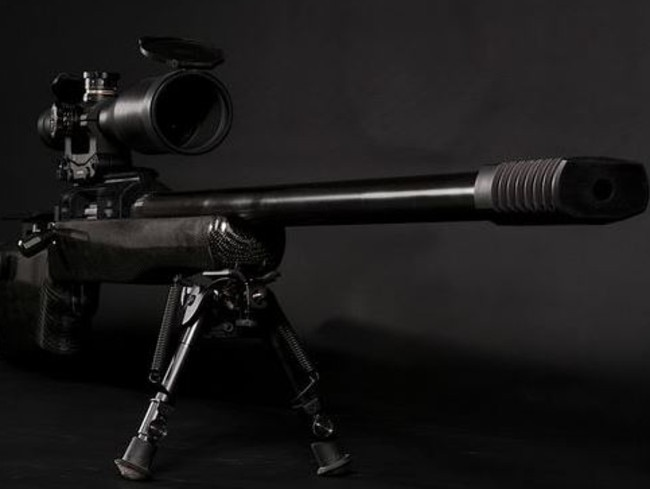 The SVLK-14 Sumrak Twilight can kill a target at 3km, making it the most power sniper rifle in the world