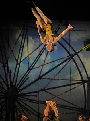 The world-famous and internationally acclaimed Montreal circus - Cirque Eloize - is heading to Darwin to perform the production Cirkopolis.
