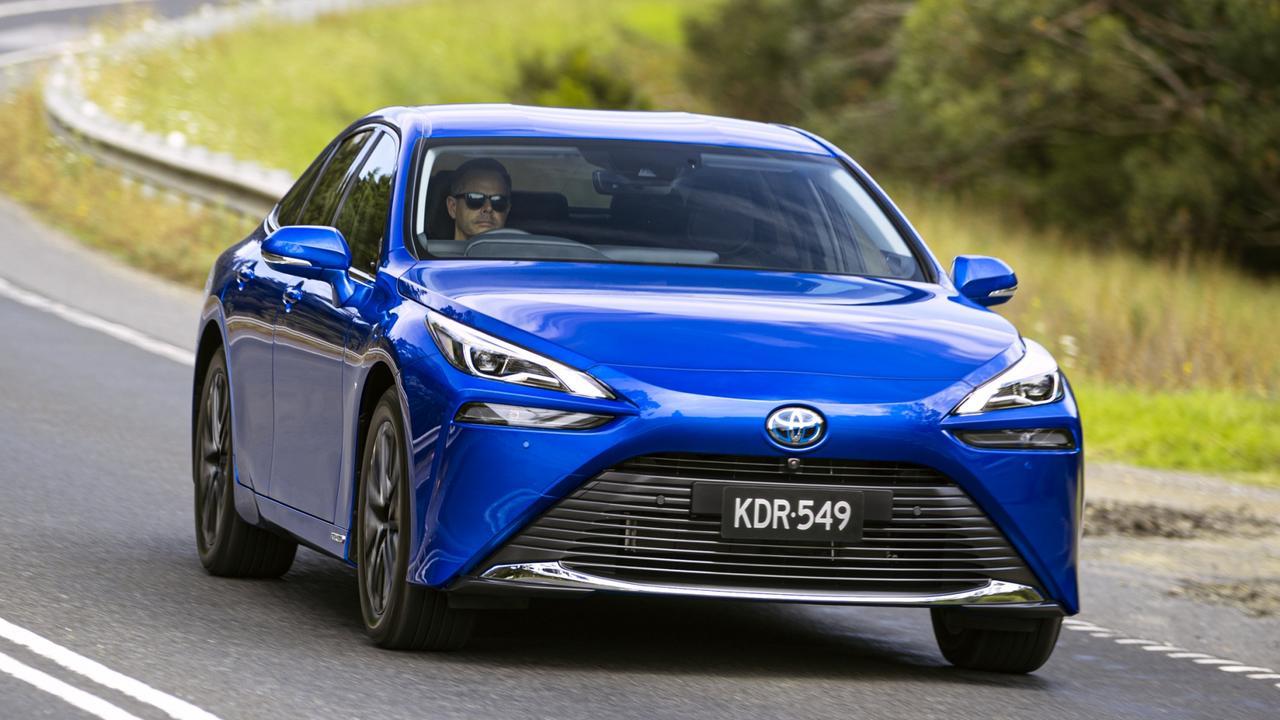 Xe mới của Toyota phá kỷ lục thế giới
