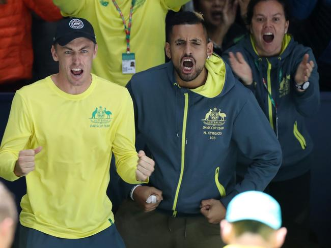'The sport will die out': Kyrgios delivers reality check to critics