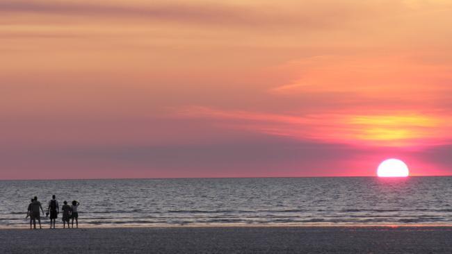 Mindil Beach, Darwin, NT