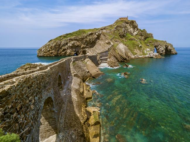 And the 241 steps leading to the top of the stunning Basque Country islet of Gaztelugatxe has become a magnet for fans since depicting Dragonstone, with estimates suggesting visitors have doubled. A record number of tourists visited Spain last year, making it the second most visited country in the world. gameofthronesspain.com