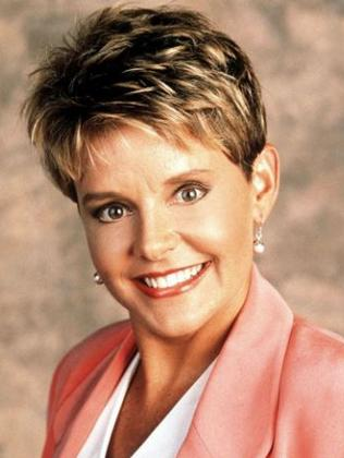 Amanda Bearse played Marcy D'Arcy on Married with Children.  Picture:  Supplied