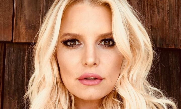 Jessica Simpson on her battle with substance abuse