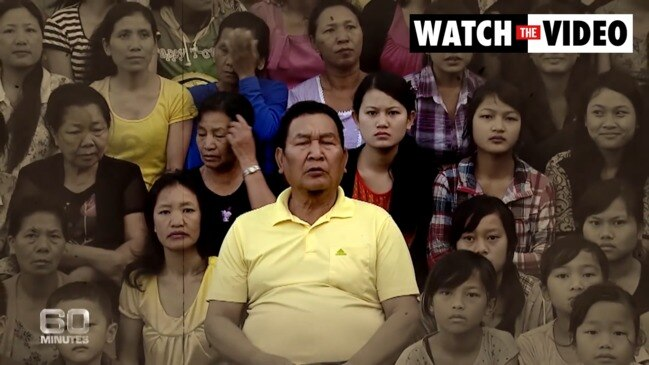 Ziona Chana, head of polygamist cult, dies as head of 'world's largest family' (60 Minutes)