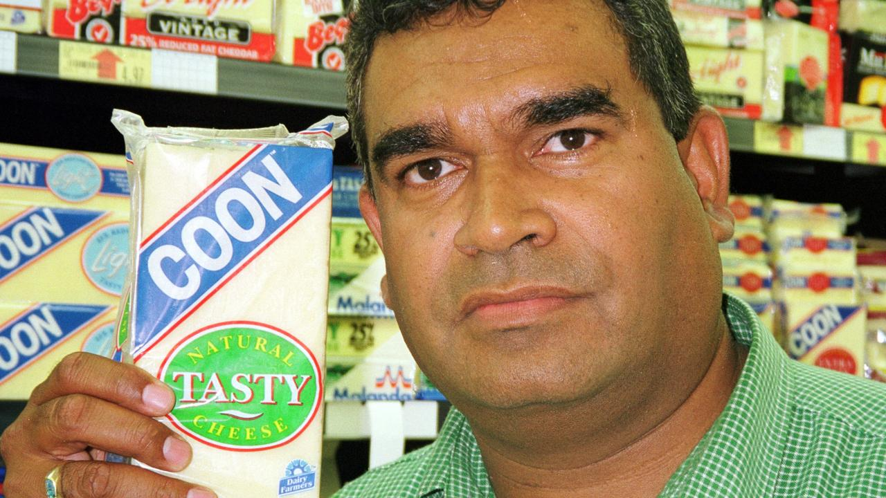 NOVEMBER 1999 : Aboriginal activist and ATSIC commissioner Stephen Hagan, who has called for Coon cheese to be renamed, 11/99. P/  P16///  NOVEMBER 1999 : Aboriginal activist and ATSIC commissioner Stephen Hagan, who has called for Coon cheese to be renamed, 11/99. P/