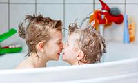Aussie mums are 'too clean' when it comes to bath time