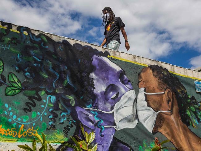 SALVADOR, BRAZIL Picture: AFP