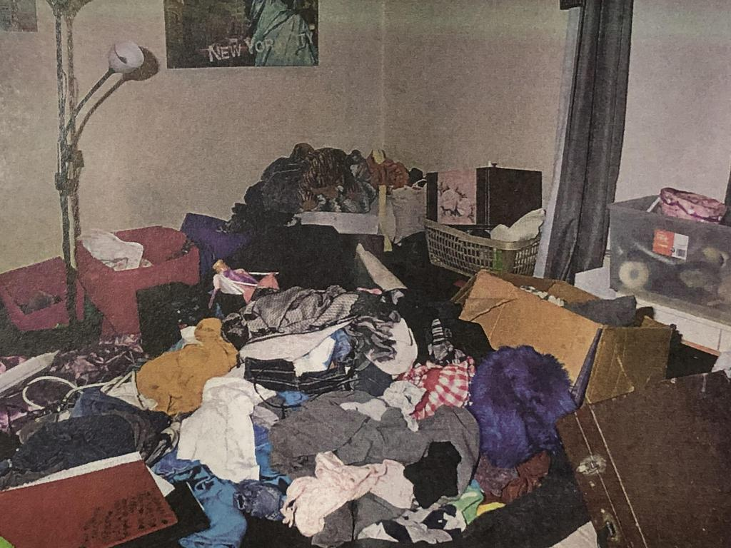 """The court heard the home was found in """"squalid"""" conditions. Picture: Supplied/ Courts SA via NCA NewsWire"""