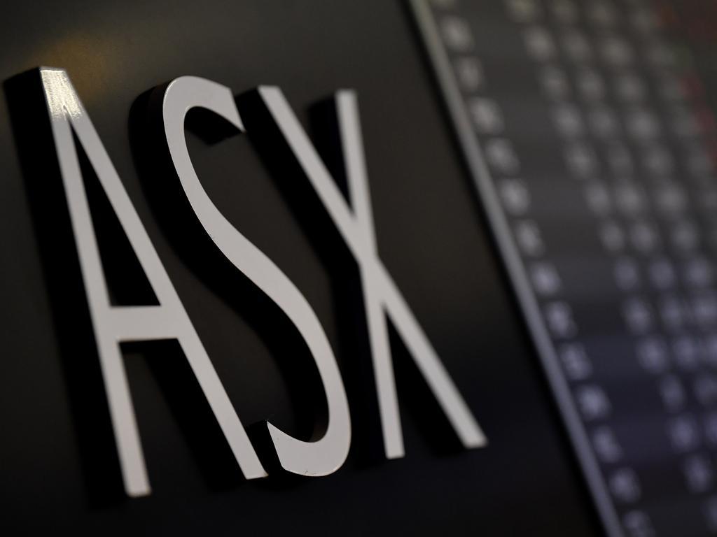 SYDNEY, AUSTRALIA - NewsWire Photos APRIL, 21, 2021: Signage at the Australian Stock Exchange (ASX) is seen in Sydney. Picture: NCA NewsWire/Joel Carrett