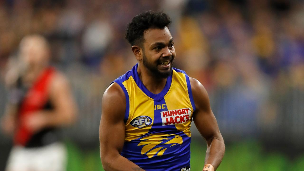 AFL 2019: West Coast Eagles claims Willie Rioli poured sports drink into urine sample out of frustration