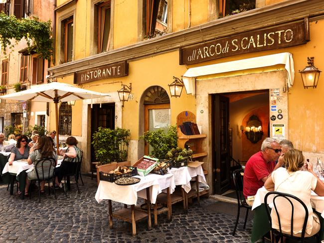 REMEMBER TO CARRY CASH WITH YOU Not every shop, cafe or restaurant will take credit cards. Cash is still the main way to pay for things in Italy, so make sure you hit up the ATM beforehand.